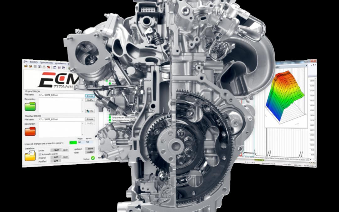 Alientech ECM Titanium Training  – Write your own tuning files
