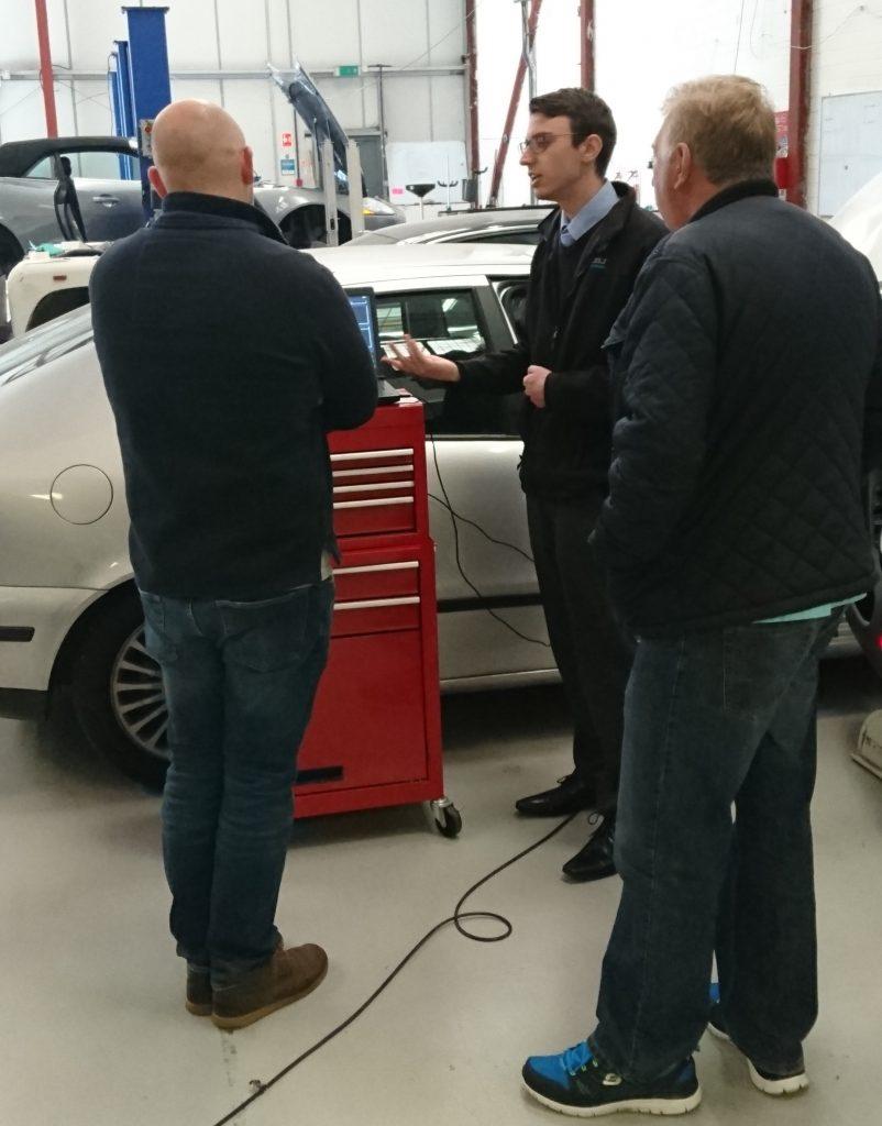 car tuning training